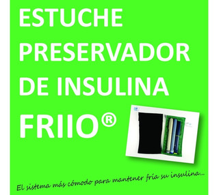 Estuche Friio Para Insulina (reutilizable)