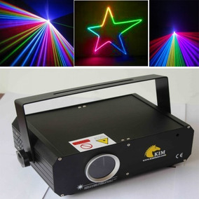 Laser Rgb 1000mw 2d / 3d + Sd Com Ilda Scanner 30kpps