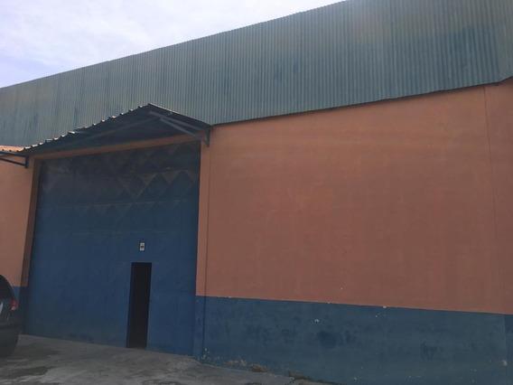 Galpon Industrial Ubicado En La Intercomunal Turmero Maracay