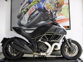 Ducati Diavel Dark Abs 2014 Preta