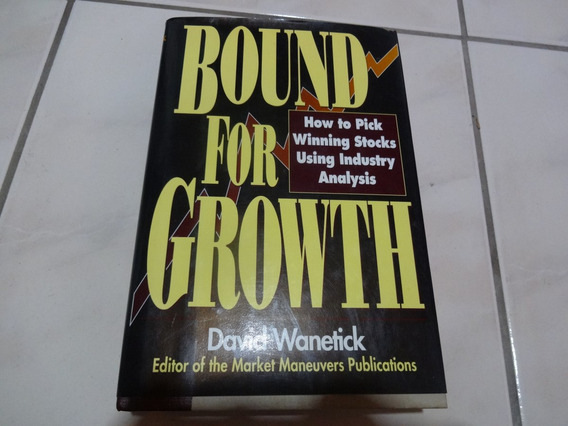 Livro Investment Bound For Growth
