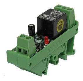 Relé Acoplador Interface 12v, 24v, 127v E 220v ( 30pc )