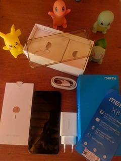 Meizu X8 6gb 128gb Azul