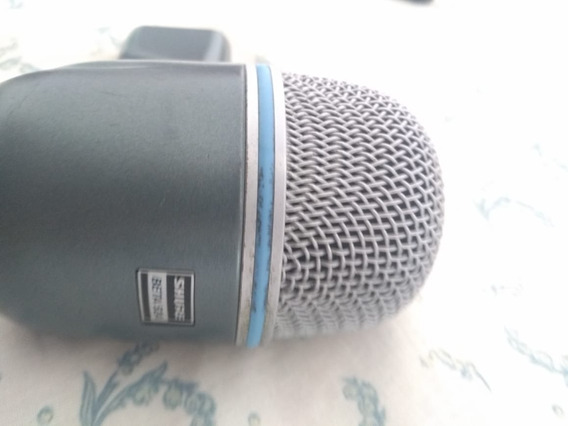 Microfone Shure Beta 91a
