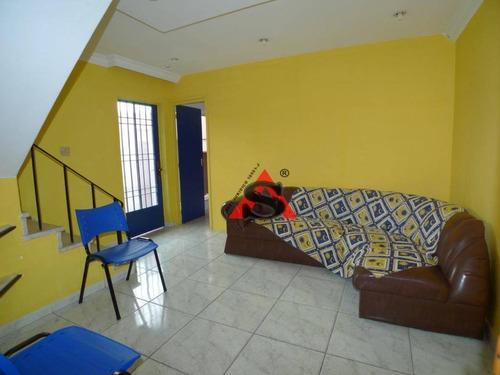 Sobrado Com 4 Dormitórios, 230 M² - Venda Por R$ 1.500.000,00 Ou Aluguel Por R$ 5.000,00/mês - Paraíso - São Paulo/sp - So5280