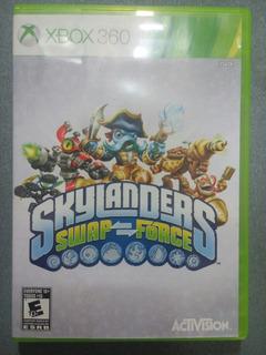 Skylanders Swap Force Completo Con 7 Personajes