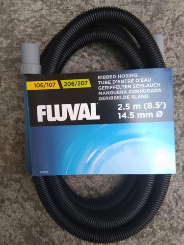 Imagen 1 de 3 de Repuesto Manguera C/conectores Para Fluval 105/205/106/206