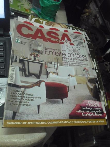 Revista Casa Claudia Set/2005