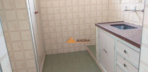Imagem 1 de 19 de Casa À Venda, 140 M² Por R$ 320.000,00 - Campos Elíseos - Ribeirão Preto/sp - Ca2656