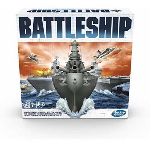 Juego De Mesa Astucia Naval Battle Ship Batalla Hasbro