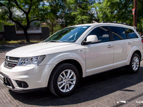Dodge Journey 2.4 Sxt 170cv Atx6 (techo, Dvd)