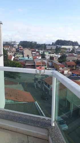 Imagem 1 de 20 de Cobertura À Venda, 2 Quartos, 1 Vaga, Assis Brasil - Mauá/sp - 98815
