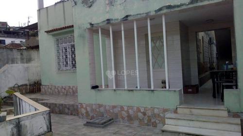 Imagem 1 de 8 de Casa Com 4 Quartos, 182 M² Por R$ 550.000 - Fonseca - Niterói/rj - Ca20480