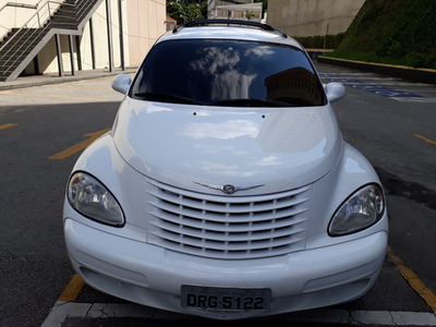 Pt Cruiser Branco 2005 Carro Lindo Personalizado