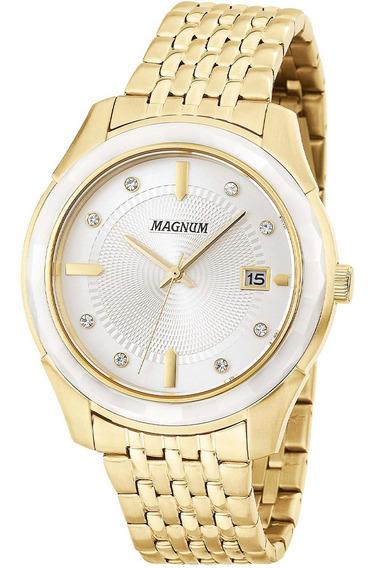 Relógio Feminino Magnum Original Com Garantia E Nota Fiscal