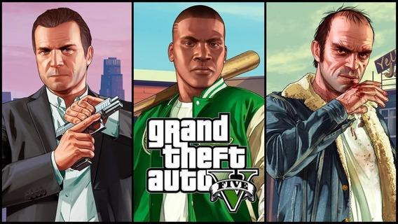 Grand Theft Auto V - Edição Online Premium
