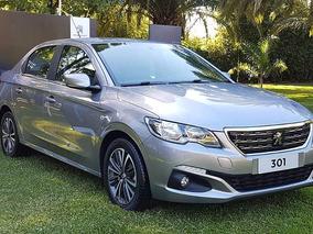 Peugeot 301 Allure 1.6 Nafta Ideal Crédito Uva Consulte (o)