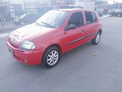 Renault Clio 1.6 Financio Sem Score Baixa Entrada