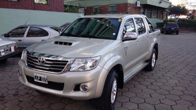 Toyota Hilux 4x4 Impecable.