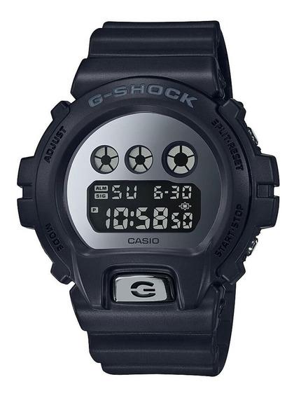Relógio Masculino Casio G-shock Dw-6900mma-1dr - Preto