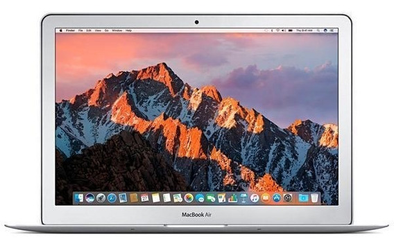Macbook Air Apple 2017 A1466 I5 5a. 13.3 8gb 256ssd Catalina