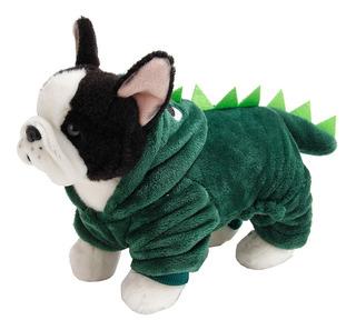 Disfraz Ropa Jersey Playera Dinosaurio Perro Gato Mascota