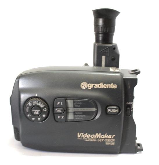 Filmadora Gradiente Gcp-150 Retro Sucata P/ Decoração Peças