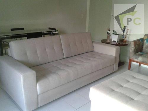 Imagem 1 de 30 de Apartamento Com 3 Dormitórios À Venda, 102 M² Por R$ 850.000 - Vila Palmeiras - São Paulo/sp - Ap0675