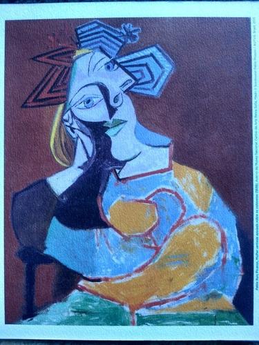 Convite Cartão Exposição Picasso - Ccbb ( Raridade ! )