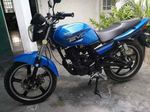 Akt Barata, Evo Moto 150