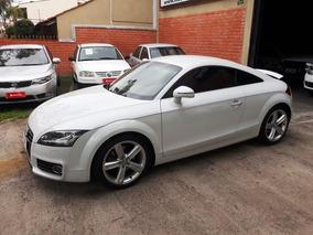 Audi Tt Cp 2.0 Tfsi 2014 Branca Gasolina