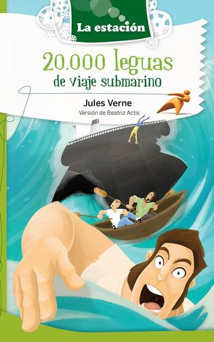 Imagen 1 de 1 de 20.000 Leguas De Viaje Submarino - Estación Mandioca -
