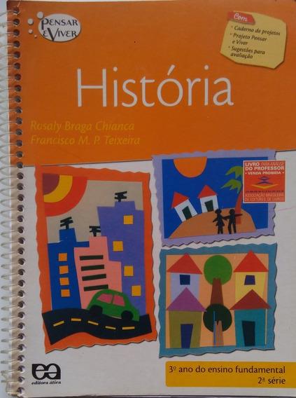 História 3º Ano Do Ensino Fundamental.