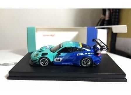 Porsche 911gt3 N44 24h Nurburgring Sparky Escala 1/64