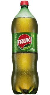 Fruki Refrigerante 2l Guaraná Frete Grátis 10 Unid. Fardo