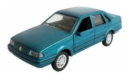 Miniatura Santana Volkswagen 1996 P/ Colecionadores -novo