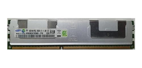 Memoria Ram Servidor Ddr3 16gb Pc3l 8500r