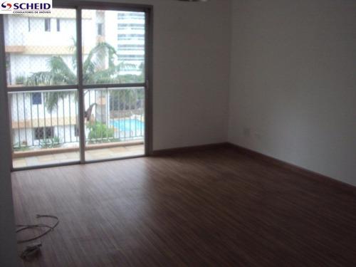 Imagem 1 de 15 de *apartamento 104 M²: 3 Dorms, 1 Suíte, 3 Banheiros, 2 Vagas!!!* - Mc698