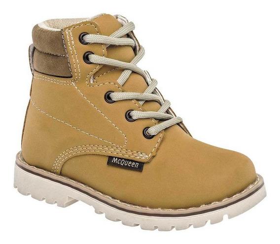 Bota Y Botin Mcqueen 2019 Amarillo Niño Bebe Shoes Pk