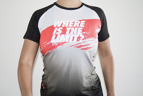 Camiseta Playera Running Correr Witl Team (m) - Josef Ajram