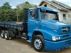Mercedes Bens 1620 Truck Com Rodoar Ano 2009