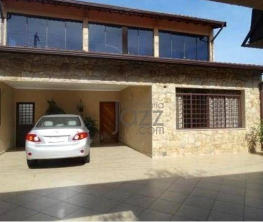 Casa Residencial À Venda, Jardim Nova Europa, Campinas. - Ca3501