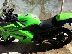 Kawasaki Ninja 250 Baixa Kilometragem - A Mais Nova Do Ml.