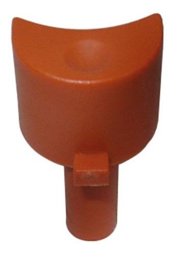 Boton Calefactor Orbis Pulsador Naranja Calorama L99 11000/9