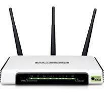 Roteador Wireless Tp-link Tl-wr940n