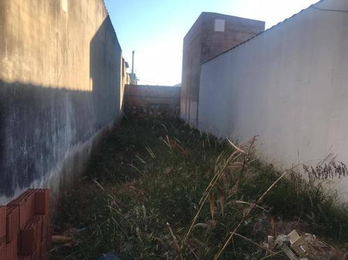 Imagem 1 de 3 de Terreno À Venda, 125 M² Por R$ 160.000,00 - Jardim Morada Do Sol - Indaiatuba/sp - Te3016