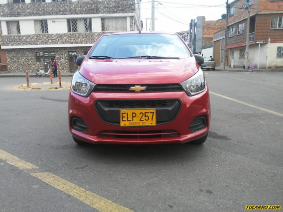 Chevrolet Beat Lt Mt Aa