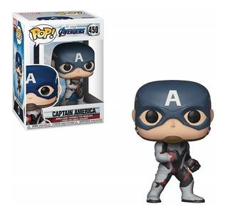 Funko Pop Avengers Marvel 450 Capitan America