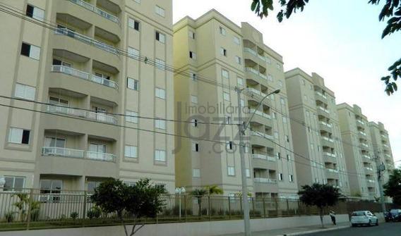 Apartamento Residencial À Venda, Jardim America, Paulínia. - Ap1052