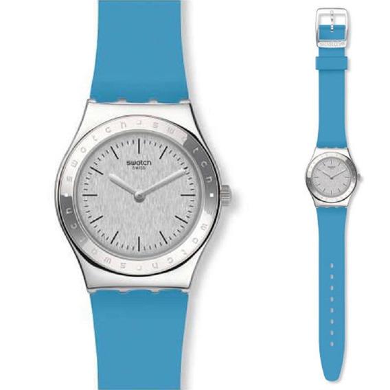 Relógio Swatch Brisebleue - Yls203